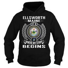 Ellsworth, Maine Its Where My Story Begins