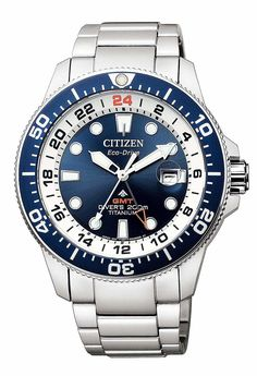 Citizen Promaster Eco-Drive GMT BJ7111-86L