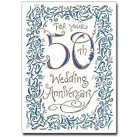 Celebrate 50th wedding anniversary with my bride, Lisa. She is the love of my life!