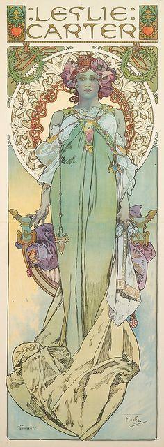 El Art Nouveau a favor de alguna marca.