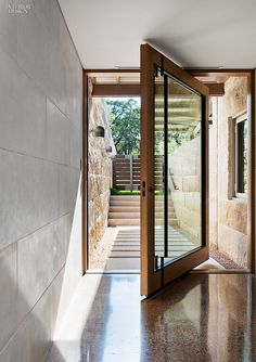 door / 2014 Hall of Fame Inductees: David Lake and Ted Flato | Awards | Interior Design