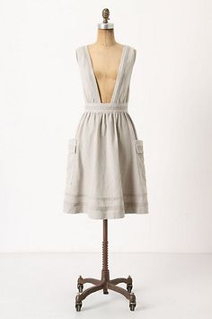 yes, a pinafore.
