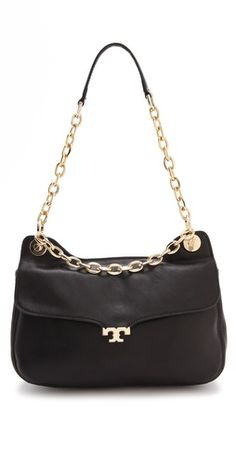Tory Burch Megan Shoulder Bag Taupe 97