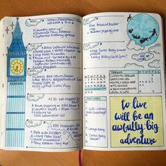 This week all done! On to the next layout! #bulletjournal #bulletjournaling…