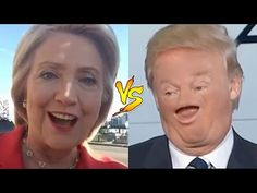Donald Trump Vines Vs Hillary Clinton Vines - Vine compilation - Best Viners 2016 - YouTube