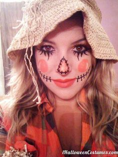sugar skull makeup - Halloween Costumes 2013