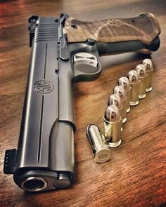 SIG Sauer 1911Loading that magazine is a pain! Excellent loader available for your handgun Get your Magazine speedloader today! http://www.amazon.com/shops/raeind