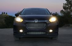 Grab your car keys, crank up the music and drive off into the sunset in your new HR-V Crossover.