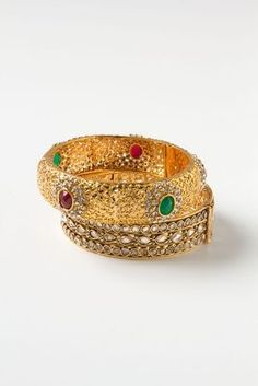 beautiful bangle set