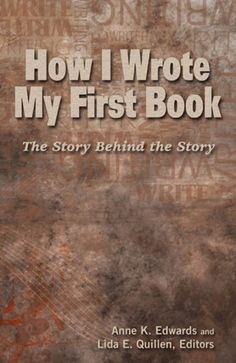 How to write your first e-book?