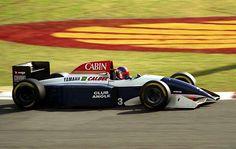 1993 Tyrrell 021 - Yamaha (Uhyo Katayama)