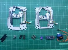 DIY Arduino CNC Drawing Machine : 17 Steps (with Pictures) - Instructables Arduino Cnc, Cnc Router, Simple Arduino Projects, Cnc Projects, Science Projects, Hobby Electronics, Electronics Projects, Cnc Codes, Writing Machine