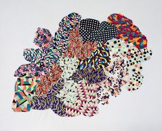 Jazmin Berakha- a embroidery artist mainly specializing in freehand embroidery using embroidery threads,
