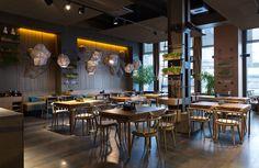 EAST / restaurant