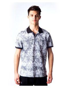 "T-shirt ""Polo Allover Jungle"""