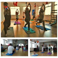 Yoga com o Professor Abdul Jussub. De regresso ao bem estar!