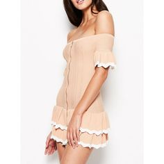 Alice McCall 'I Am Yours Dress Apricot'Dresses \Shop Splash    www.shopsplash.com