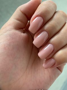 Want to know how to do gel nails at home? Learn the fundamentals with our DIY tutorial that will guide you step by step to professional salon quality nails. Classy Nails, Stylish Nails, Simple Nails, Cute Nails, Pretty Nails, Simple Acrylic Nail Ideas, Hair And Nails, My Nails, Nagellack Design