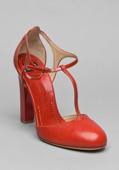 @tine6682 Dolce & Gabbana red t-strap heel. ok last one and then I have to get my ass in gear today!