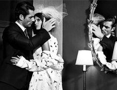 Το παιχνίδι της αποπλάνησης ανάμεσα σε ένα άνδρα και μια γυναίκαπαίζει ο David Gandy για το editorial Vogue Hombres.