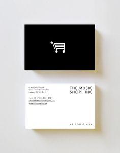 The Music Shop | Logo Design Love