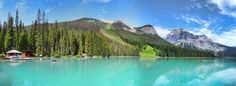 DeviantArt is the world's largest online social community for artists and art enthusiasts, allowing people to connect through the creation and sharing of art. Panoramic Pictures, Emerald Lake, Rocky Mountains, Worlds Largest, Deviantart, River, Artist, Photography, Outdoor