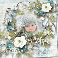 Pickleberrypop :: Kits & Mini Kits :: Frosty Day - full kit