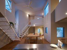 House in Miyoshi, Miyoshi, 2012 - suppose design office
