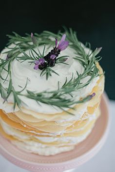 1000+ images about Cakes on Pinterest | Layer cakes, Crepe cake and ...