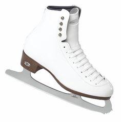 Riedell 133 TS Junior Girls Figure Skates - Intermediate size 2med