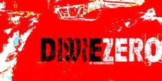 Dimezero font Latest Fonts, Zero, Neon Signs, Fresh