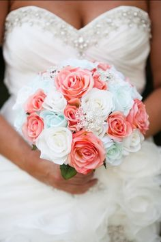 budget silk wedding flowers package