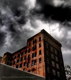 Historic Commercial Building via Tammy Cantrell: Encaptured & Co: Fine Art & Event Photography