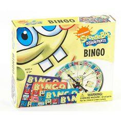 Spongebob Birthday Party, Spongebob Squarepants, 4 Kids, Bingo, Gift Baskets, Party Supplies, Birthdays, Square Pants, Sponge Bob
