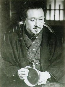Yanagi Sōetsu - japanese philosopher and founder of the mingei (folk craft) movement in Japan in the late 1920s and 1930s.