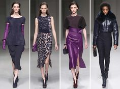 Salvatore Ferragamo Fall/ Winter 2017-2018 RTW Collection - MFW