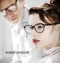 Interessant markant Klassisches Design, markante Formen, einzigartige Fertigungstechnik – die neue Kollektion von Robert La Roche bietet charakterstarke Brillen mit besonders leichtem Tragekomfort. Eyewear, Glasses, Design, Manufacturing Engineering, Eyeglasses, Eyeglasses, Sunglasses, Eye Glasses