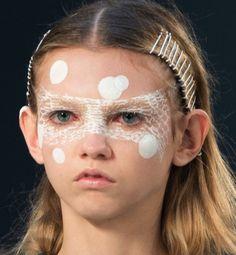 "John Galliano for Maison Margiela F/W 2015 ""Artisanal"", Look 1 ,Model Molly Bair (Elite)"