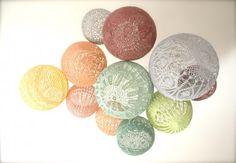 Maillo, design textile