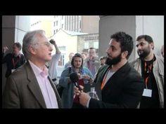 "Richard Dawkins meets Hamza...the ""peaceful""  Muslim!"