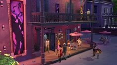 Is your Sim ready for a night out? / The Sims 4
