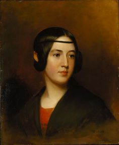 Thomas Sully, Portrait of Blanch Sully, 1839