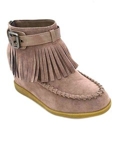 8ea8fff207d Look at this Jacobies Footwear Nude Hunter Boot on  zulily today! Lovecké  Boty