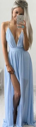 blue dress, but i prefer it in black
