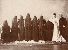 La storia delle sette sorelle Sutherland e dei loro 12 metri di capelli.