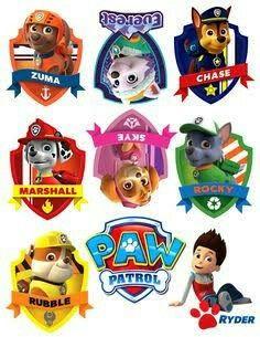 68 Ideas for birthday ideas party paw patrol Paw Patrol Cake, Paw Patrol Party, Paw Patrol Pinata, 4th Birthday Parties, Birthday Fun, Birthday Ideas, Imprimibles Paw Patrol, Paw Patrol Birthday Theme, Cumple Paw Patrol