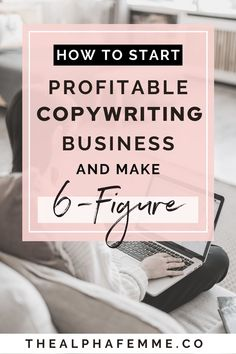 Copywriting is one of the evergreen skills that'll never go out of demand. And good copywriters can easily make 6 Figures a year because businesses are hiring copywriters like never before - especially in 2020. You don't need those expensive courses and spend thousands of dollars to start a copywriting business. Find out if you can start a copywriting business today #profitableonlinebusiness #6figurebusiness #copywritingbusiness Closing Sales, Digital Marketing Strategist, How To Make Money, How To Become, Next Sale, Passive Income Streams, Drop Shipping Business, Leaving Home, Market Research