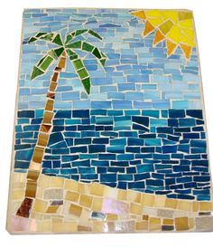 ideas for mosaic trivets - Google Search