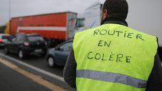 DIRECT. Grève des routiers :  le gouvernement va réunir jeudi le patronat et les syndicats des transports