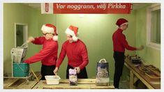 KAJs Julkalender 2013: Avsnitt 8 - KAJs Jul Tack